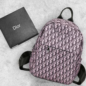 Dior Sport Travel Bag Shoulder Bag School Backpack