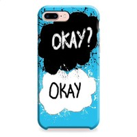 Fault In Our Stars (logo on sketch) iPhone 8 | iPhone 8 Plus Case