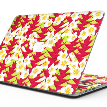 Tropical Twist v9 - MacBook Pro with Retina Display Full-Coverage Skin Kit