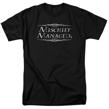 Harry Potter - Mischief Managed T-Shirt