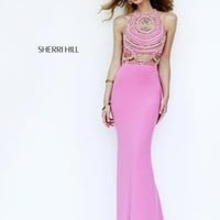 Sherri Hill 11208 Sherri Hill Lillian's Prom Boutique