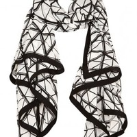sass & bide |  CLOSE TIES - print | accoutrement | scarves | sass & bide