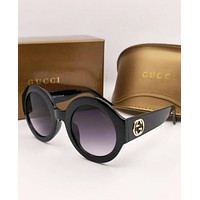 GUCCI Stylish Women Men Summer Colorful Frame Sun Shades Eyeglasses Glasses Sunglasses I-8090-YJ
