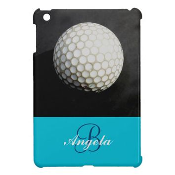 ipad mini case for golfers personalize it