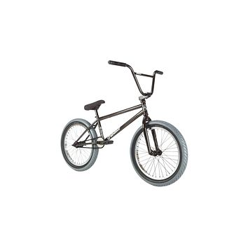 FIT 2019 LONG TRANS BLACK COMPLETE BMX BIKE