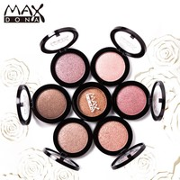 1PCS Quality 11 Color brand Professional Nude eyeshadow palette makeup matte Eye Shadow palette Make Up Glitter eyeshadow