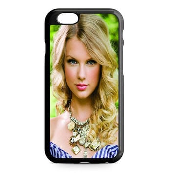 taylor swift beautiful iPhone 6 Case