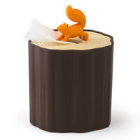 Qualy - Squirrel Tissue Dispenser