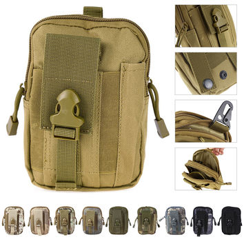 Tactical Outdoor Waist-Belt Pack