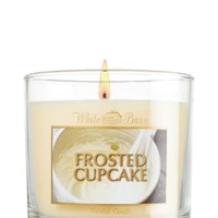 4 oz. Small Candle Frosted Cupcake