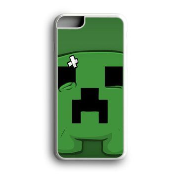 Awesome Black Friday Offer Sad Minecraft Creeper iPhone Case | Samsung Case