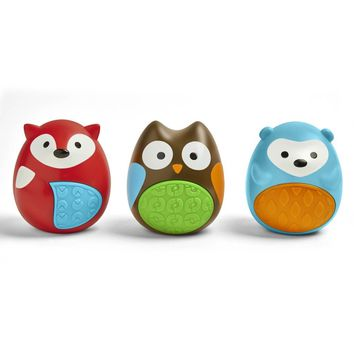 Skip Hop | Explore & More Egg Shaker Baby Toy Trio