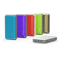 Power LUG Dual Port 12,000mAh Power Packed Powerbank for all Gadgets