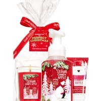 Scents & Suds Gift Kit Winter Candy Apple