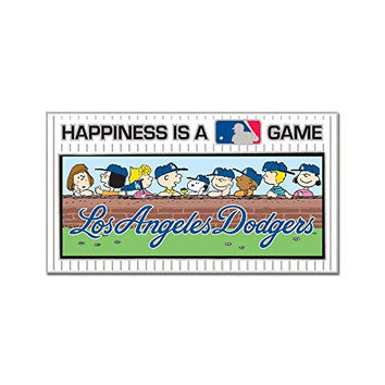 MLB Los Angeles Dodgers 26563014 Collector Pin Jewelry Card