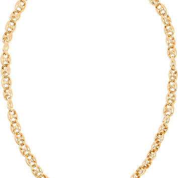 Gucci - Marina Chain 18-karat gold necklace