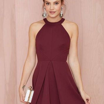 Keepsake Adore You Cutaway Dress
