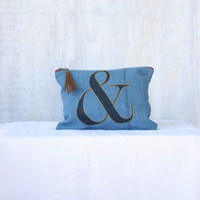 Ampersand Cosmetic Bag