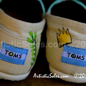 Where the Wild Things Are Custom TOMS