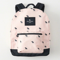 girls logo backpack | girls accessories | Abercrombie.com