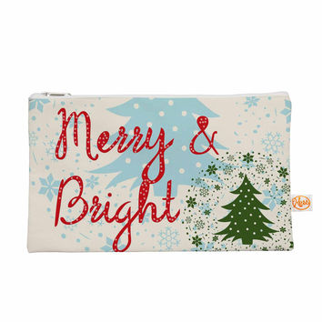 "Famenxt ""Merry And Bright"" Holiday Typography Everything Bag"