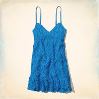 Dockweiler Beach Babydoll Dress