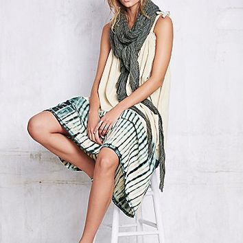 Free People Womens Wander Away Dress