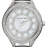 Michael Kors 'Kerry' Crystal Accent Bracelet Watch, 38mm | Nordstrom