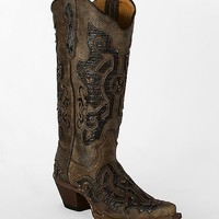 Tanner Mark Cut-out Cowboy Boot - Women's Shoes   Buckle