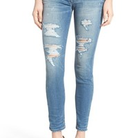 Joe's 'Collector's - Vixen - #Hello' Destroyed Ankle Skinny Jeans (Perla) | Nordstrom