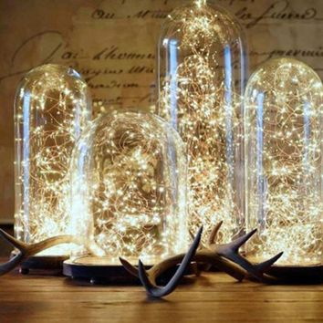 Christmas Decoration Wire LED String Light Decor