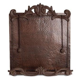 Copper Cookbook Holder