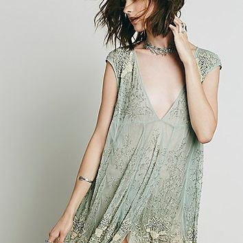 Free People Womens Deep Sleep Slip