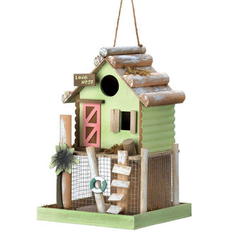 Love Nest Birdhouse