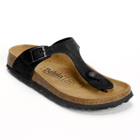 Betula Licensed by Birkenstock Rose Soft Footbed Thong Sandals - Women