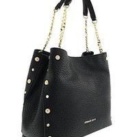 Versace EE1VQBBM3 E899 Black Shoulder Bag