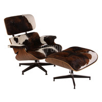 Reproduction of Charles and Ray Eames® Lounge Chair (Pony) | GFURN