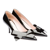 Miu Miu e-store · Shoes · Pumps · Pump 5I9832_3AQ7_F0002_F_065