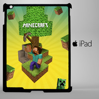 MineCraft iPad 2, iPad 3, iPad 4, iPad Mini and iPad Air Cases