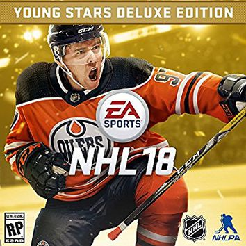 NHL 18 Young Stars Deluxe Edition - Pre-load - Xbox One [Digital Code]