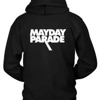 Mayday Parade Title Classis Hoodie Two Sided