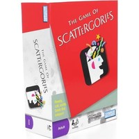 Scattegories Board Game
