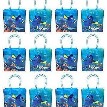 Party Favors Disney Pixar Finding Dory Resuable Party Favor Goodie Gift Bags-1DZ