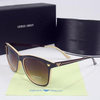 ARMANI Men Casual Popular Summer Sun Shades Eyeglasses Glasses Sunglasses
