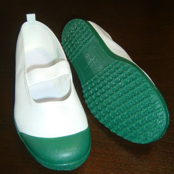 Japanese School Uniform Shoes, Uwabaki Slippers, REAL!