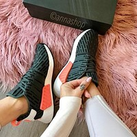"""Adidas"" NMD R2 Boost Casual Sports Shoes"