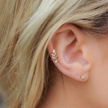 Stuck On You Ear Cuff