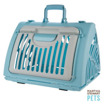 Martha Stewart Pets® Folding Cat Carrier