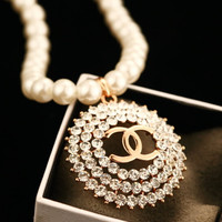 iOffer: 1 PCS 14K High-quality lady girl necklace N004 for sale