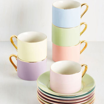 Thanks So Matcha Tea Set | Mod Retro Vintage Kitchen | ModCloth.com